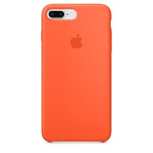 Funda iPhone Naranja Cúrcuma Apple