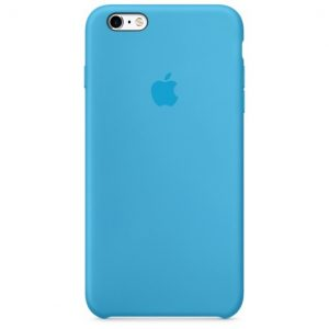 Funda iPhone Azul Apple