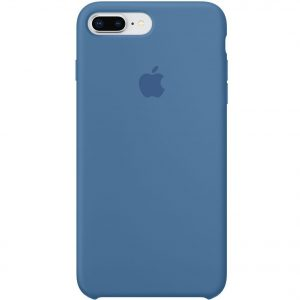 Funda iPhone Azul Denim Apple