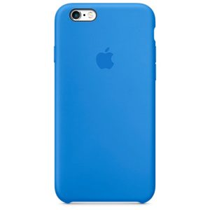Funda iPhone Azul Royal Apple