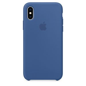 Funda iPhone Azul Delft Apple