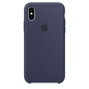 Funda iPhone Azul Noche Apple